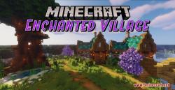 Enchanted Village Map
