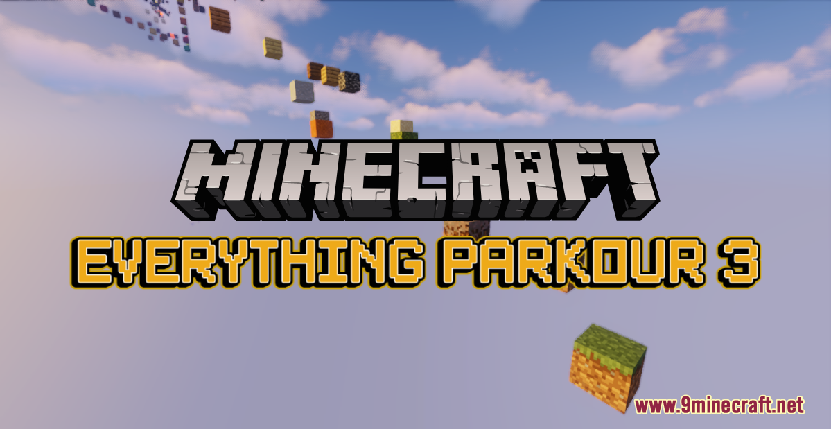 Everything Parkour 3 Map