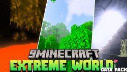 Extreme World Generation Data Pack Thumbnail