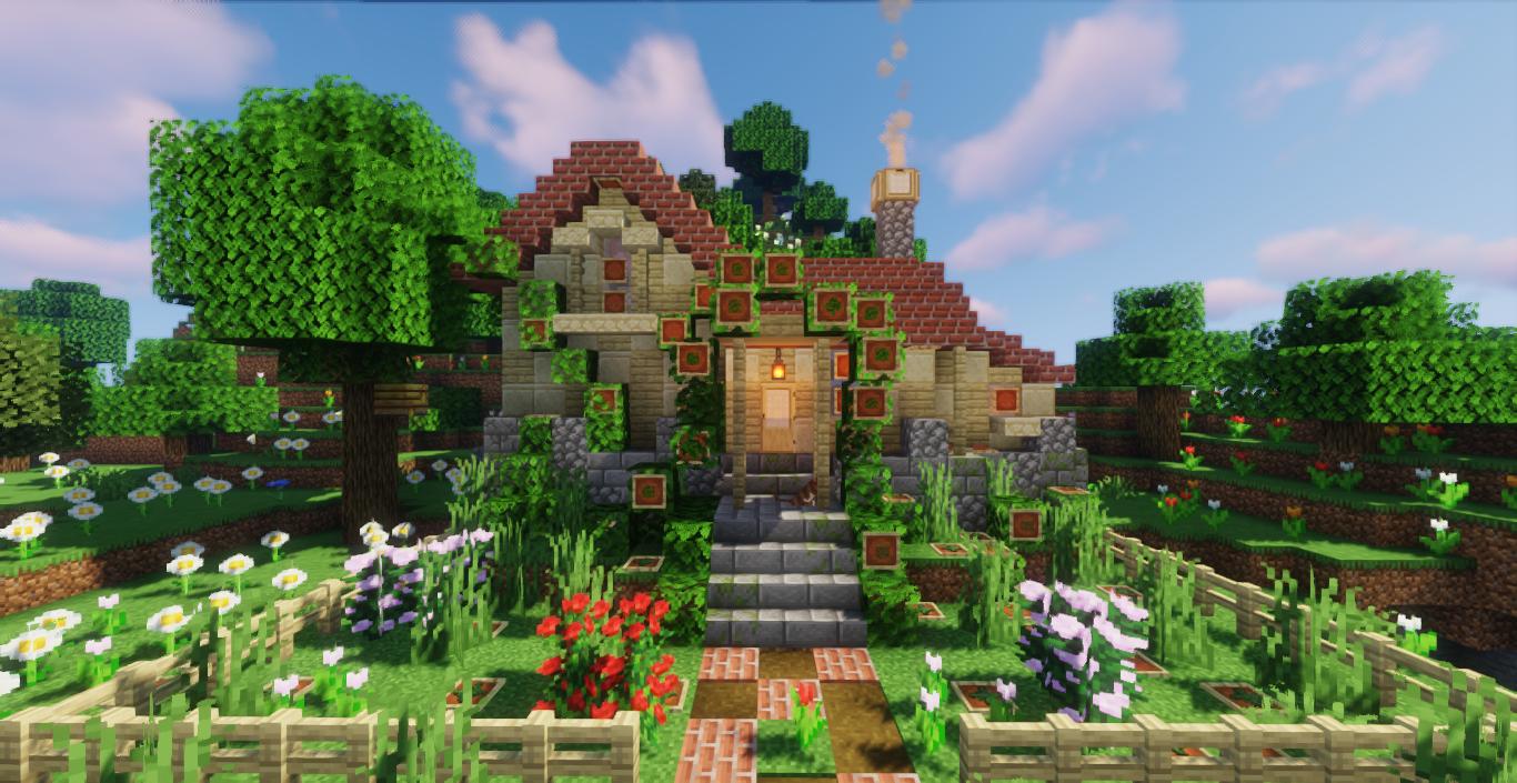 Flower Forest Cottage Screenshots (1)