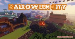 Halloween City Map