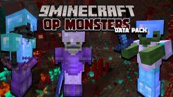 Harder Hostile Mobs Data Pack Thumbnail