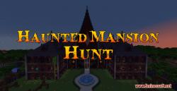 Haunted Mansion Hunt Map