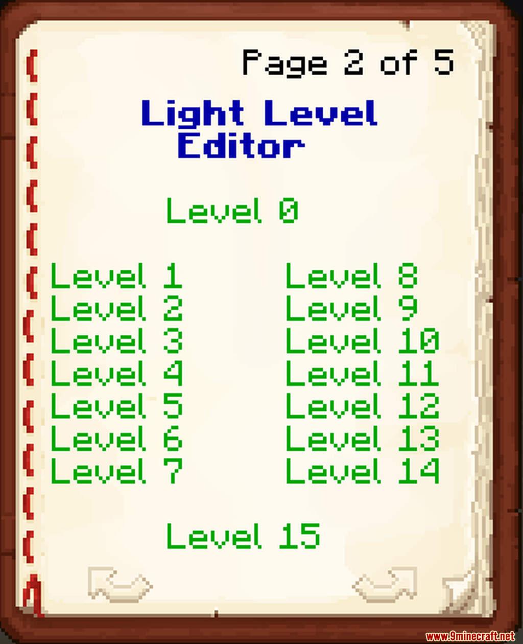 Light Block Editor Data Pack Screenshots (3)