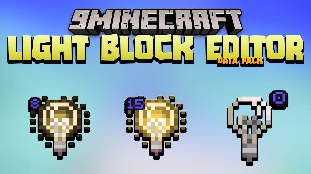 Light Block Editor Data Pack Thumbnail
