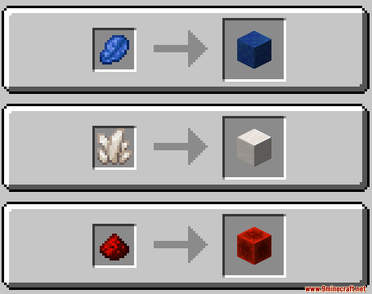 Minecraft But Cut Ores To Block Data Pack Crafting Recipes (2)