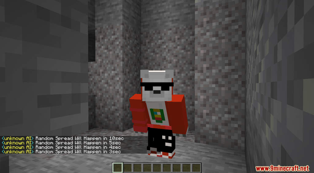 Minecraft But You Are Randomly Teleported Every 60 Seconds Data Pack Screenshots (4)