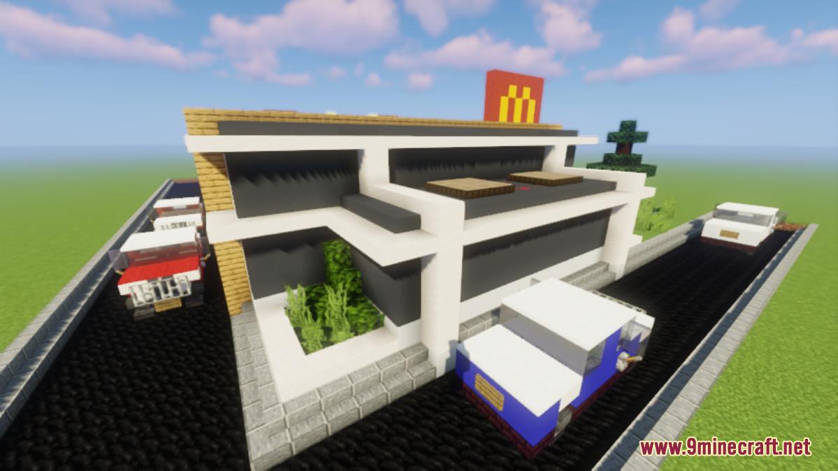 Modern McDonald's Screenshots (10)