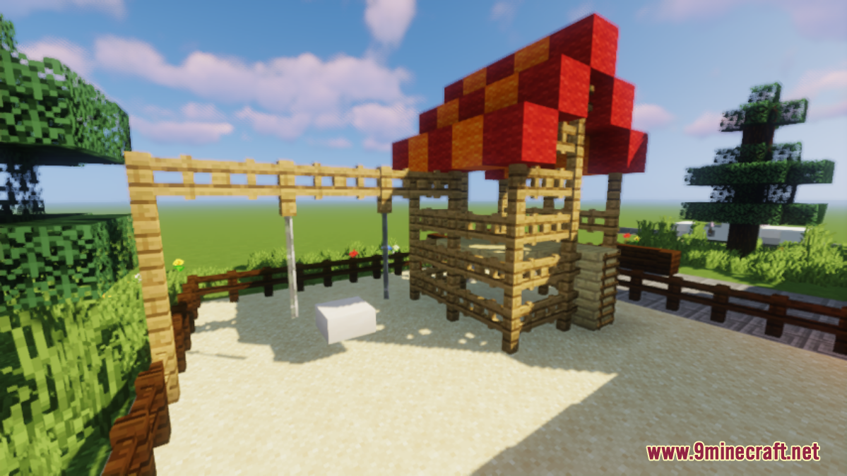 Modern McDonald's Screenshots (3)