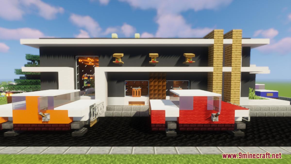 Modern McDonald's Screenshots (9)