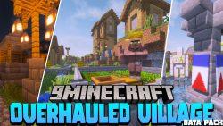 Overhauled Village Data Pack Thumbnail