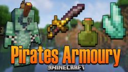 Pirates Armoury mod thumbnail
