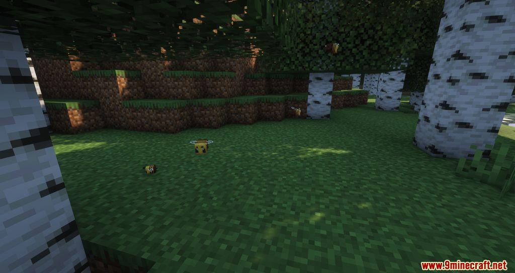 Realistic Bees mod screenshots 01