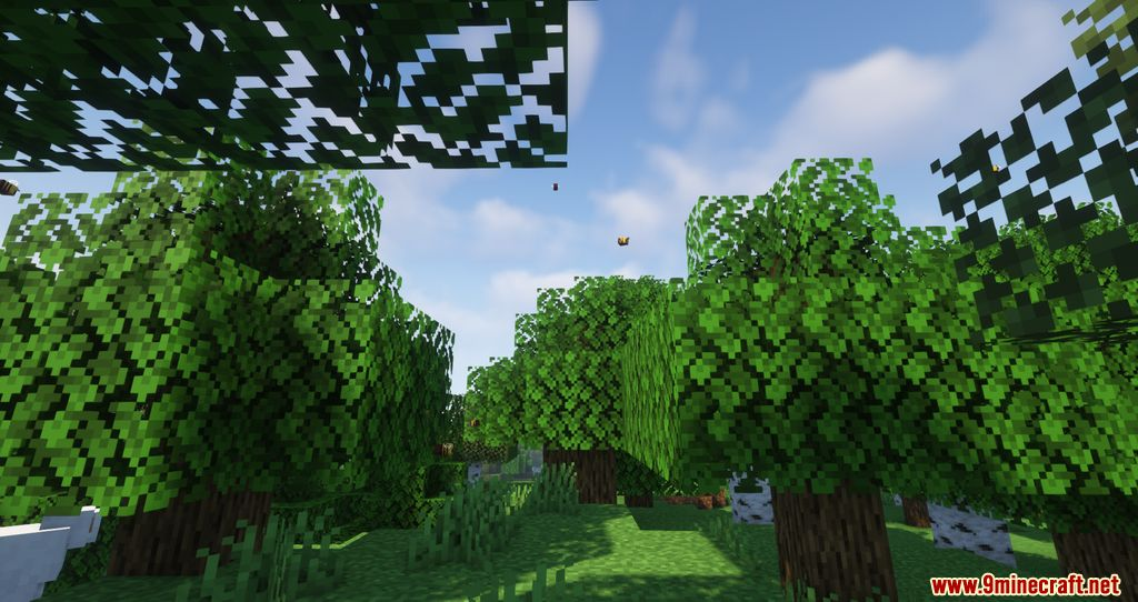 Realistic Bees mod screenshots 03