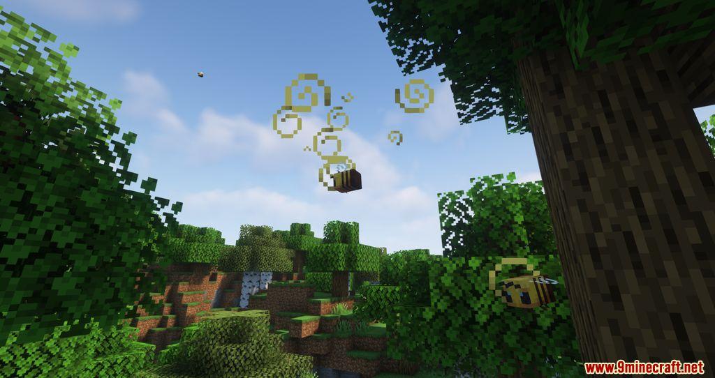 Realistic Bees mod screenshots 07