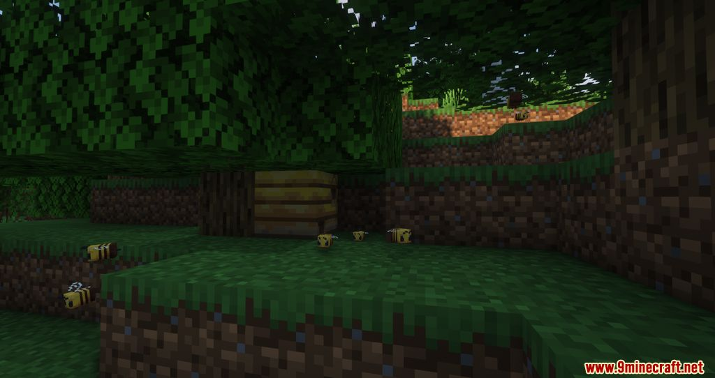 Realistic Bees mod screenshots 08