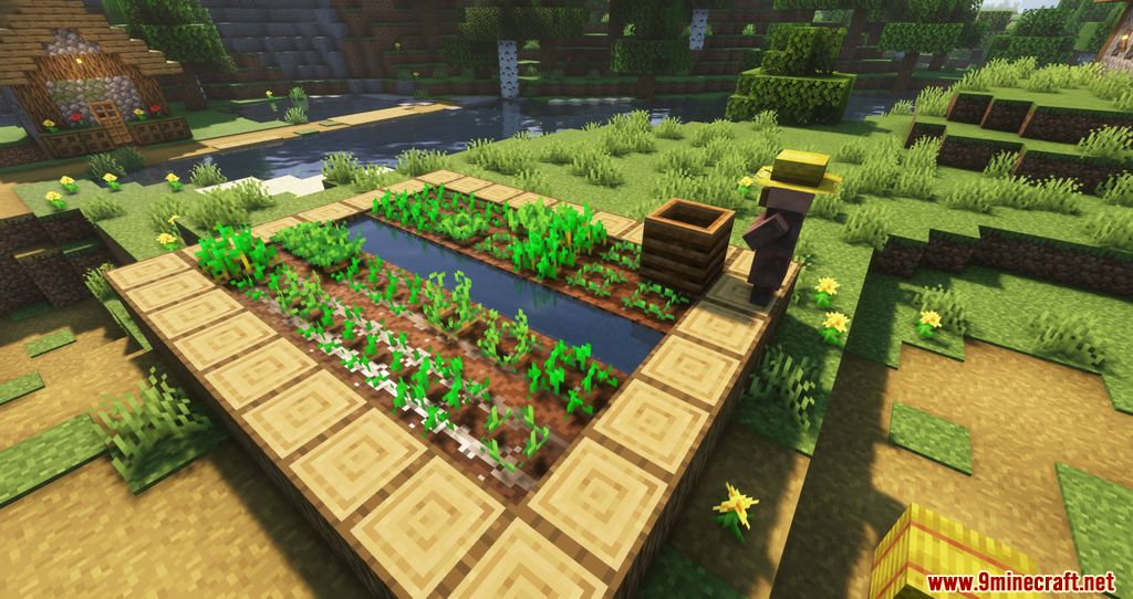 Smarter Farmers mod screenshots 01