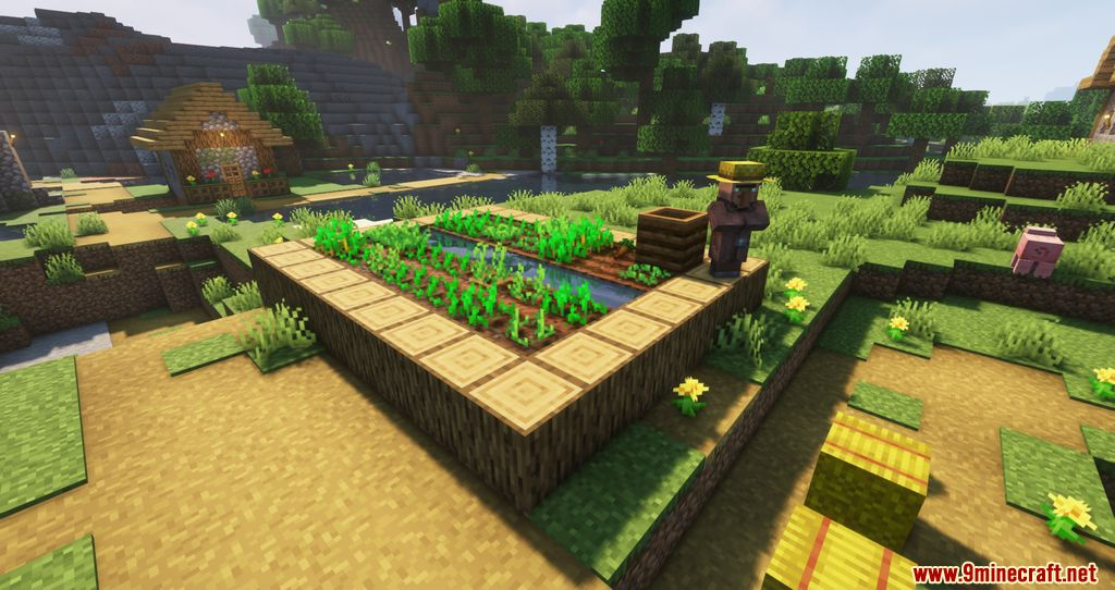 Smarter Farmers mod screenshots 02