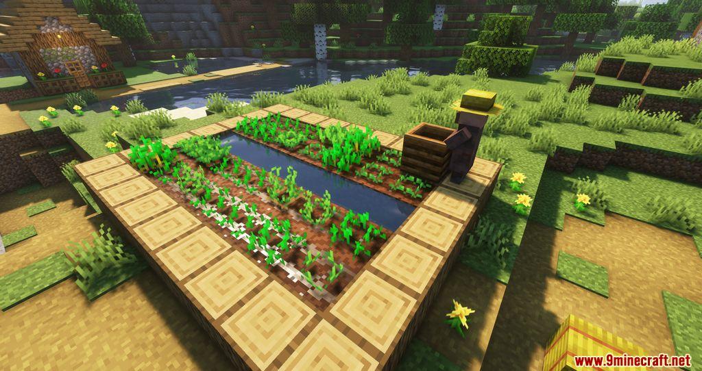 Smarter Farmers mod screenshots 04