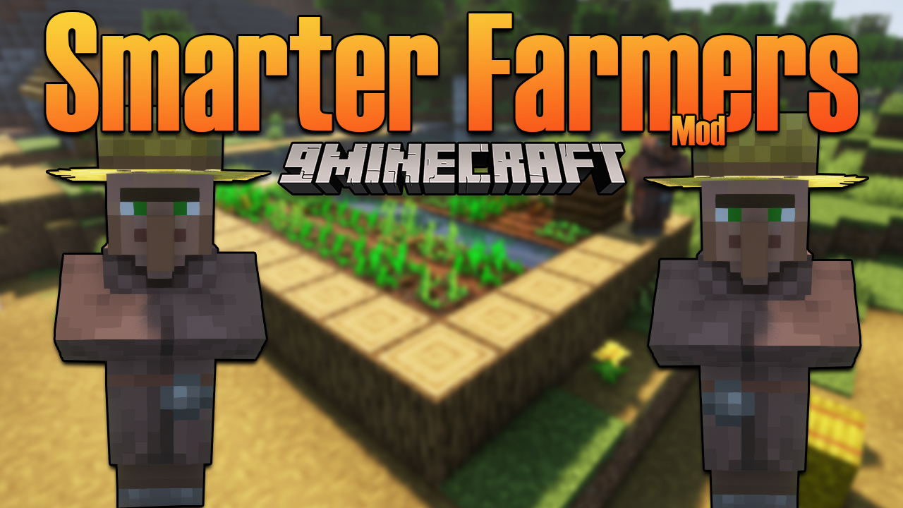 Smarter Farmers mod thumbnail