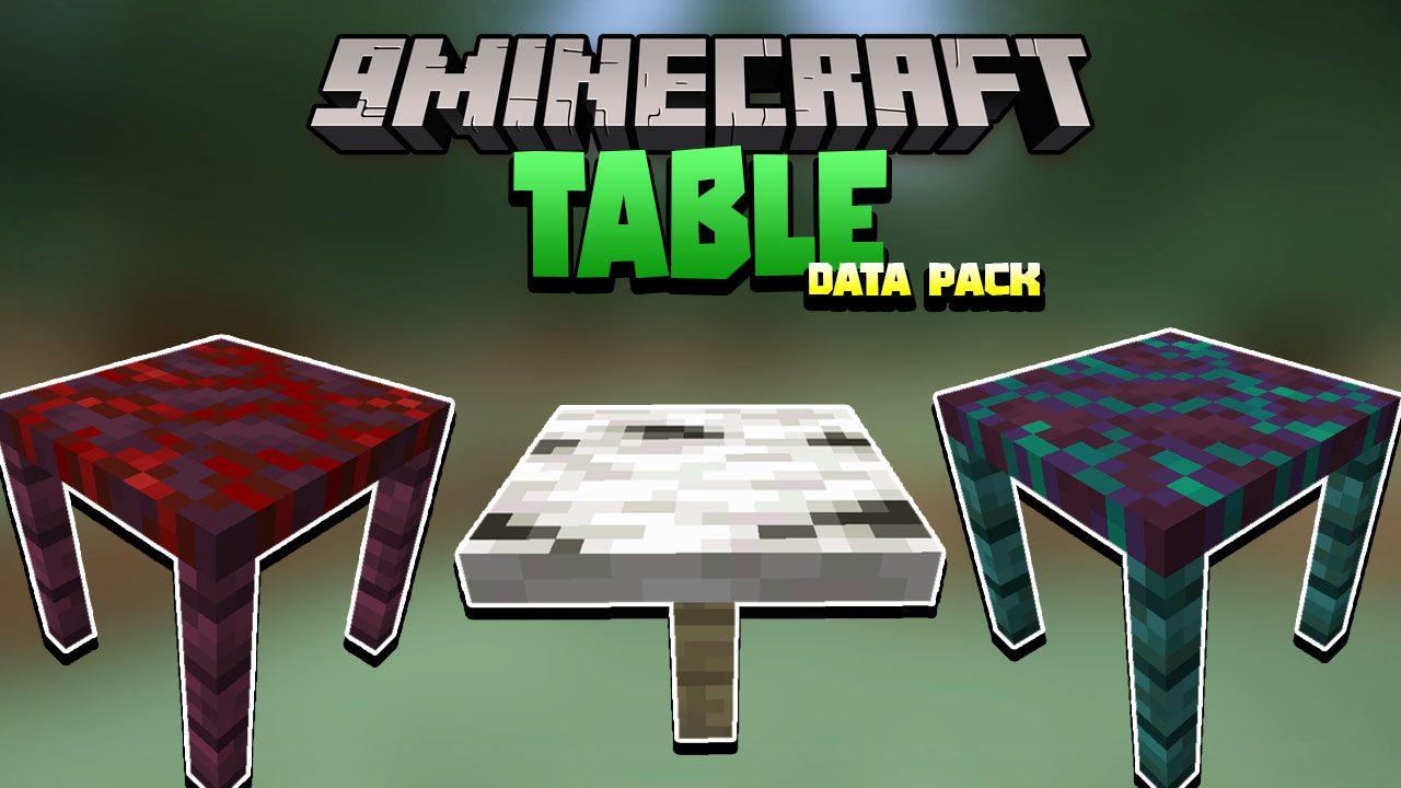 Table Data Pack Thumbnail