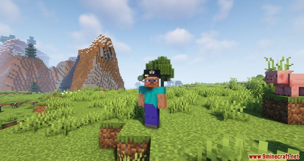 Tailored Hats Ocean Wears resourcepacks screenshots 02