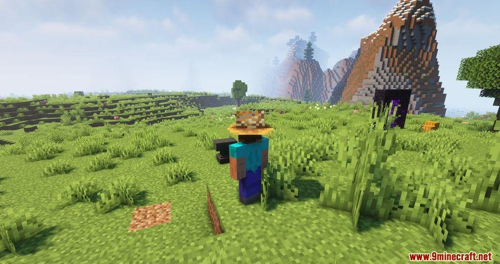 Tailored Hats Ocean Wears resourcepacks screenshots 05