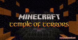 Temple of Terrors Map