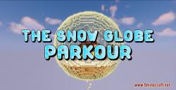 The Snow Globe Parkour Map 1