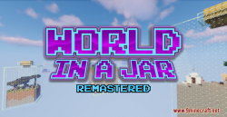 World In a Jar REMASTERED Map