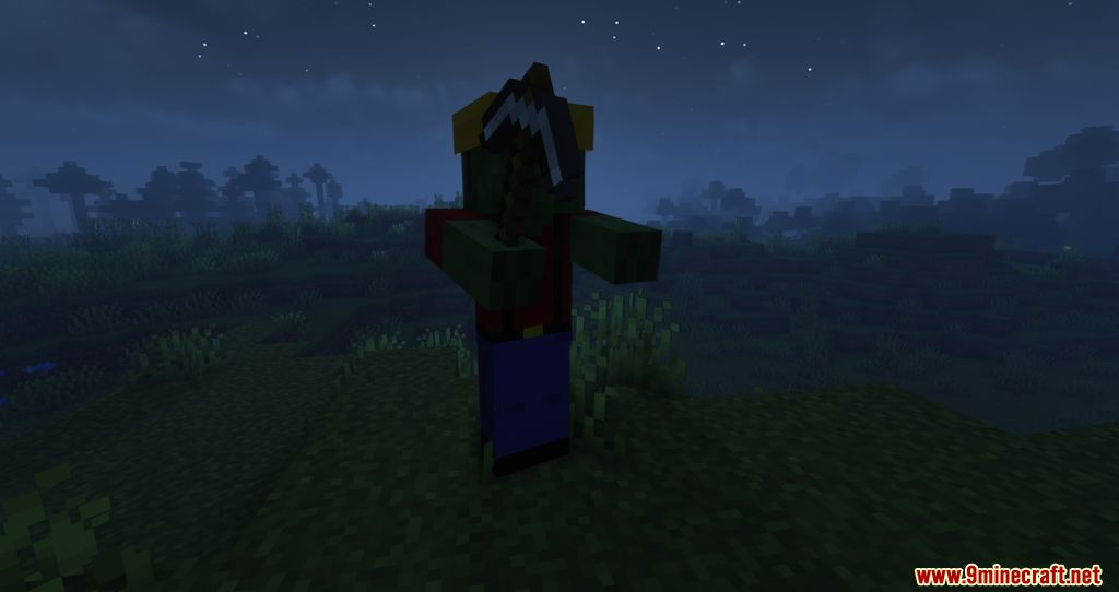 Zombified mod screenshots 04