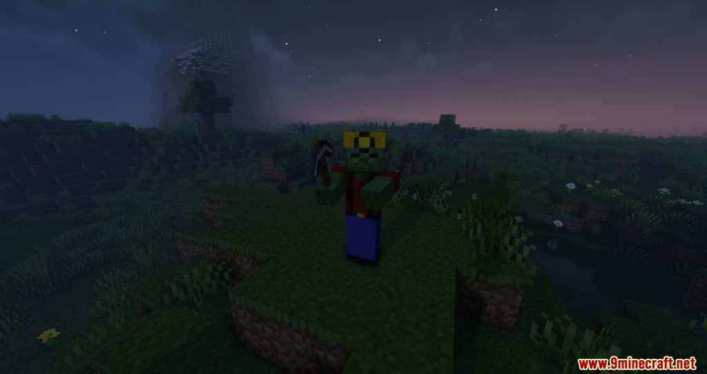 Zombified mod screenshots 10
