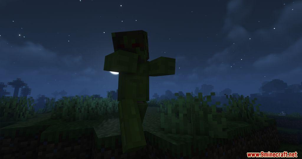 Zombified mod screenshots 3