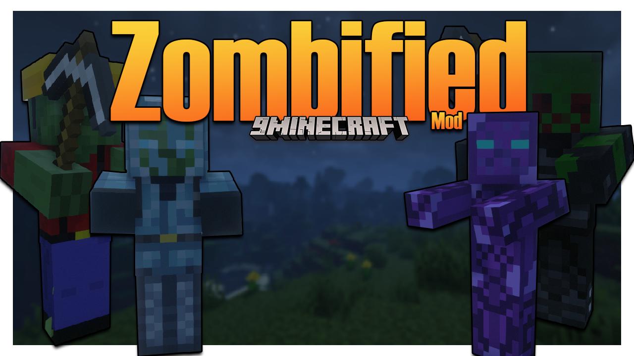 Zombified mod thumbnail