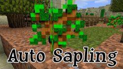 Auto-Sapling-Mod