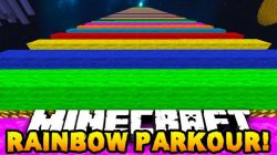 Extreme-Rainbow-Road-Map