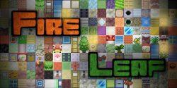 Fire-leaf-resource-pack