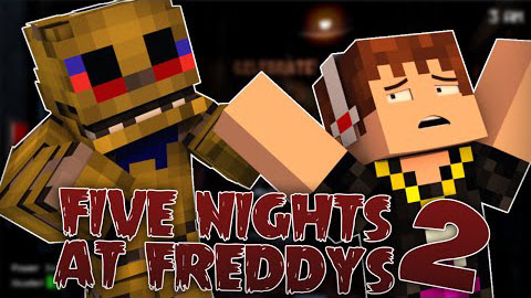 Five Nights At Freddy's 2 Mod 1 7 10 - 9Minecraft Net