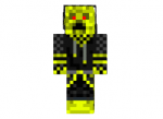 Golden-creeper-skin