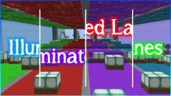 Illuminated-Lanes-Map