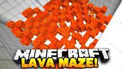 Lava-Maze-Map