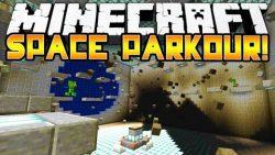 Space-Parkour-Map