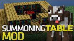 Summoning-Table-Mod