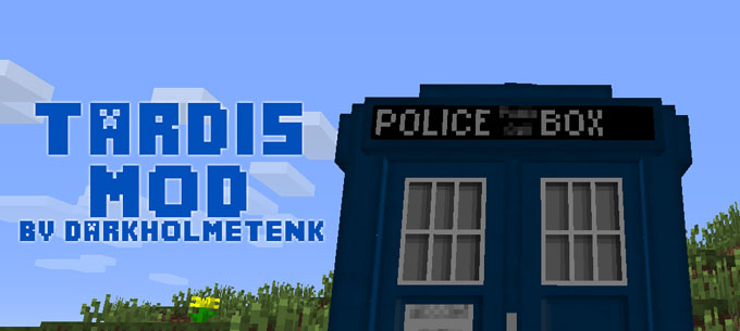doctor who minecraft mod