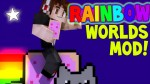 The Rainbow World Mod 1.7.10