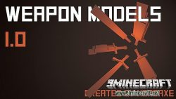 Weapon-models-pack