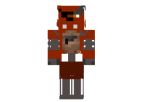 Withered-foxy-skin